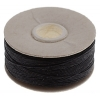 Nymo Bobbin- Size O Box 108yds/bobbin Black Tex 18 80pcs/box